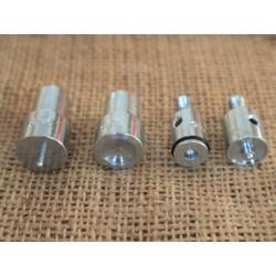 Trykknapstempel - 15,5 mm