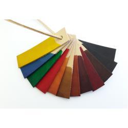 Læderfarve-narvsværte